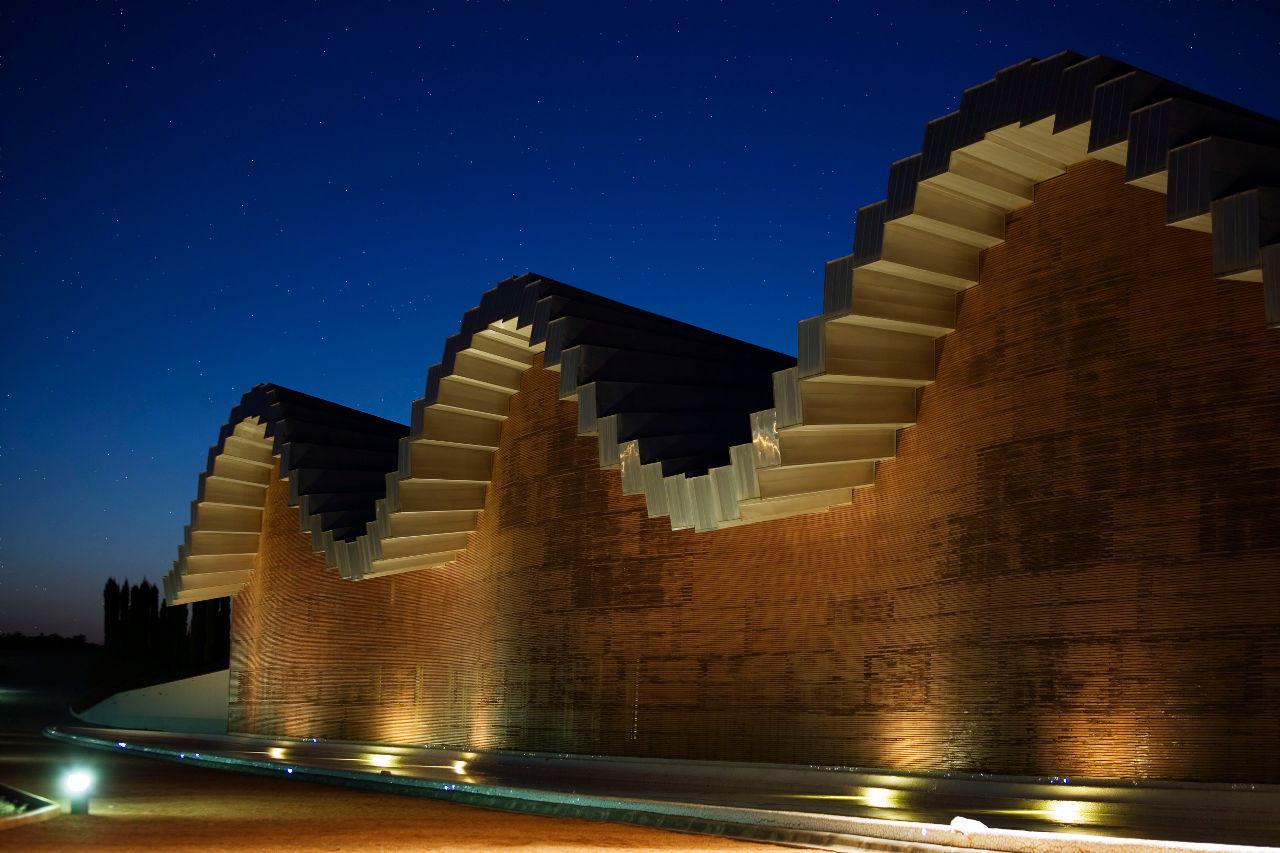 Ysios Winery in La Rioja3 - Contemporary Architecture: Ysios Winery in the Rioja Alavesa, Spain