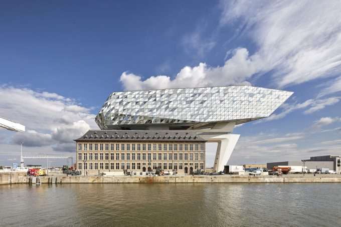 ZHA Port House Antwerp ∏Hufton Crow 007 e1483006106800 - The Best Architecture of the Year