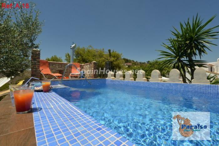 almuñécar21 - Holidays in Spain? 6 rental houses with swimming-pool and a stone's throw from the beach