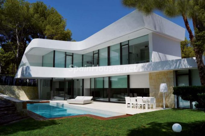 5 Minimalist Homes in Spain for Sale or to Rent News SpainHousesnet