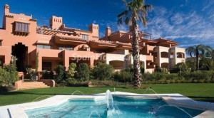 apartments in Marbella 300x166 - Exchange rates and golden visa benefit the purchase of properties in Spain