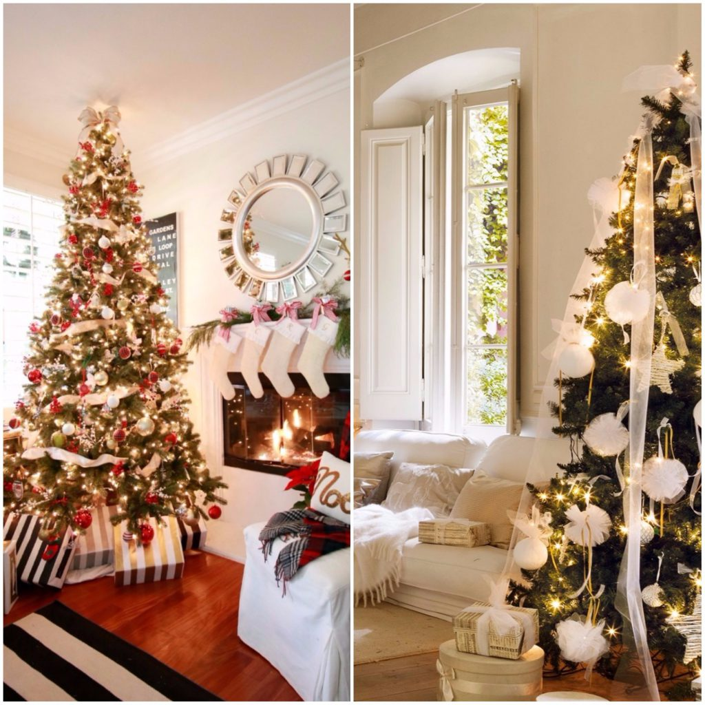 arbol 1024x1024 - Guide to decorate your house with a style of...  Oh, White Christmas!
