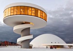 art architecture spain 420x0 300x211 - Centro Niemeyer, Avilés, Asturias