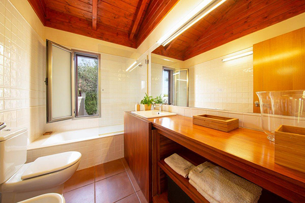 baño 1 1 1 - Villa with sea views in Tenerife: your dream home