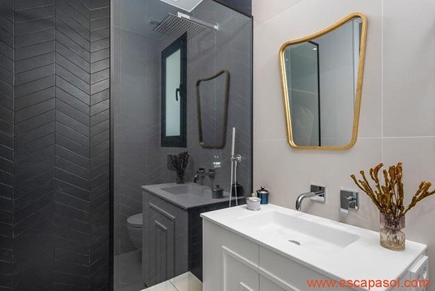 baño 2 1 - Luxurious villa in Alicante: luminous and very spacious