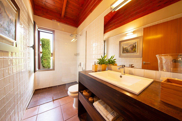 baño 2 2 - Villa with sea views in Tenerife: your dream home