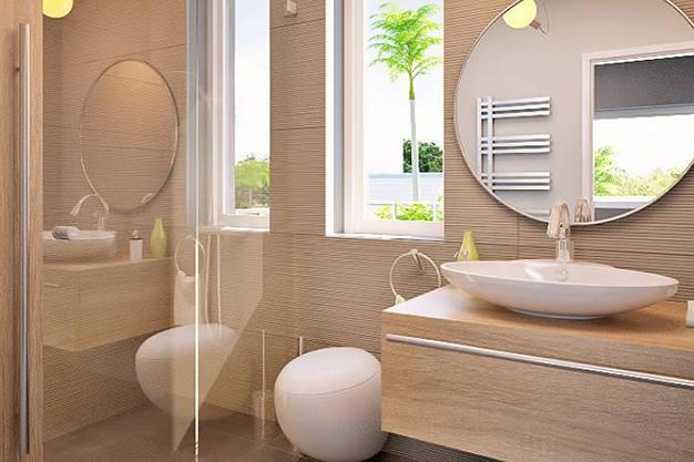 bano palma de mallorca - Exclusive villa in Palma de Mallorca: modernity and luxury to savour the Mediterranean
