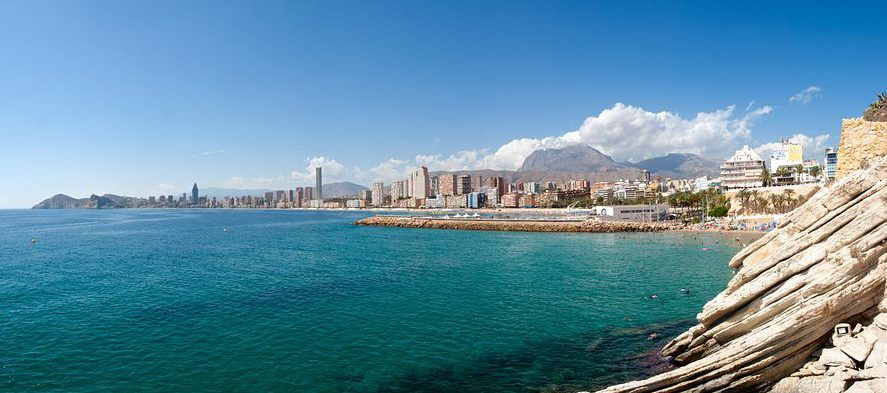 benidorm 470744 960 720 e1511340437688 - The provinces of Mediterranean coast has more homes for sale than the rest of Spain