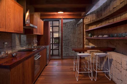 bioclimatic house 6 - Bioclimatic Dwelling in Tenerife by Ruiz Larrea y Asociados