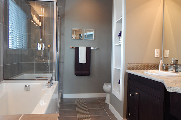 calefaccion bano - Bathroom renovation: where to spend to make it worthwhile