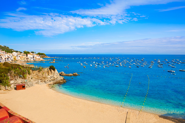 calella parafrugell costa brava girona 79295 7993 - Best beaches of the Costa Brava