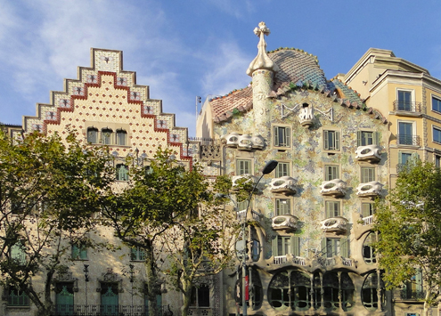 casa Batlló - Casa Batlló, Gaudí's Architectural Treasure in Barcelona, Spain