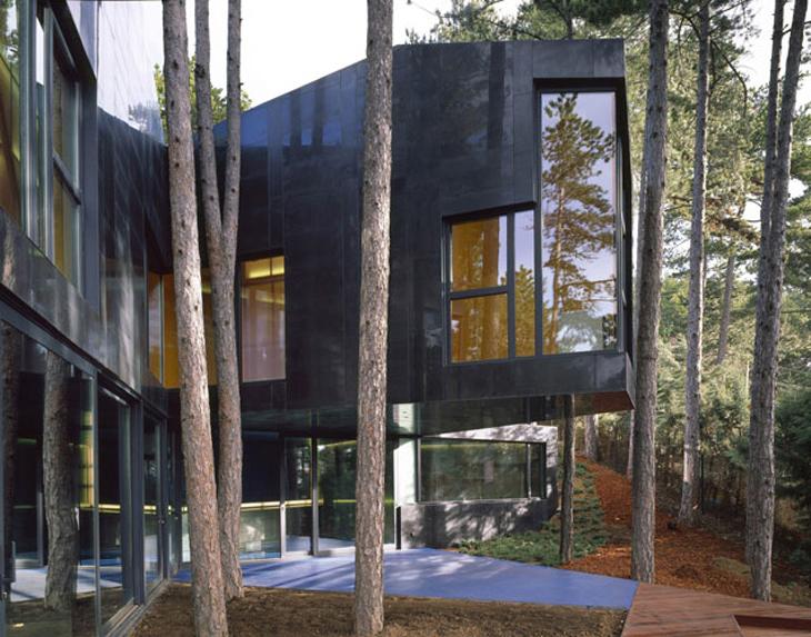 casa Levene2 - Architecture in Spain: Levene House in El Escorial, Madrid