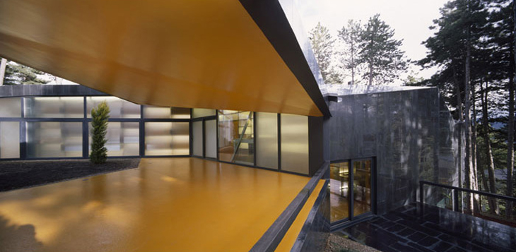 casa Levene3 - Architecture in Spain: Levene House in El Escorial, Madrid