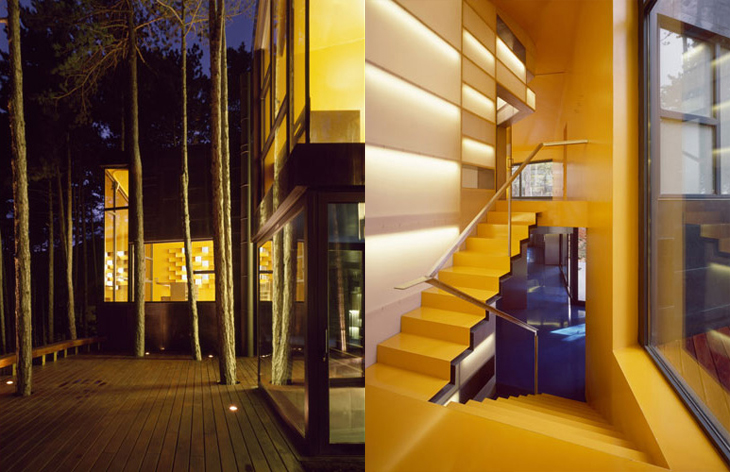 casa Levene6 - Architecture in Spain: Levene House in El Escorial, Madrid