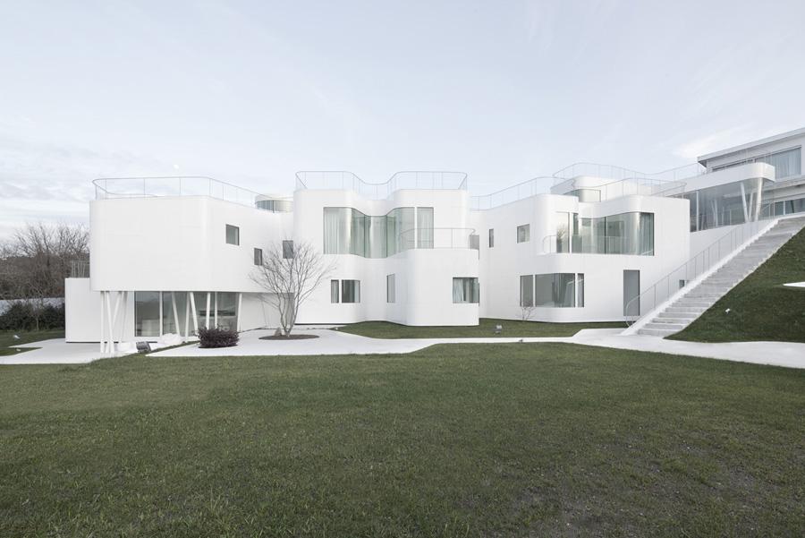 casav - Spanish Architecture: Casa V in La Coruña, by Dosis de Arquitectura