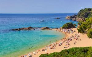catalonia beach