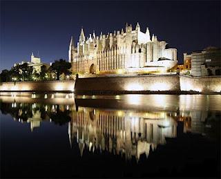 catedral palma - Eurovegas and Mallorca Harbor