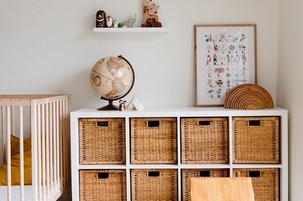cesta mimbre - Revamp the look of your home: decoration trends for spring 2021