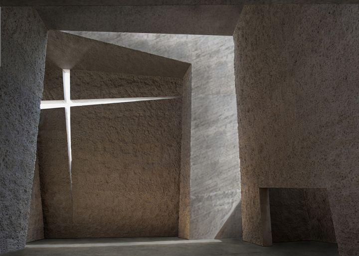 church in la laguna by menis arquitectos 03 - Church in La Laguna, Tenerife, Canary Islands