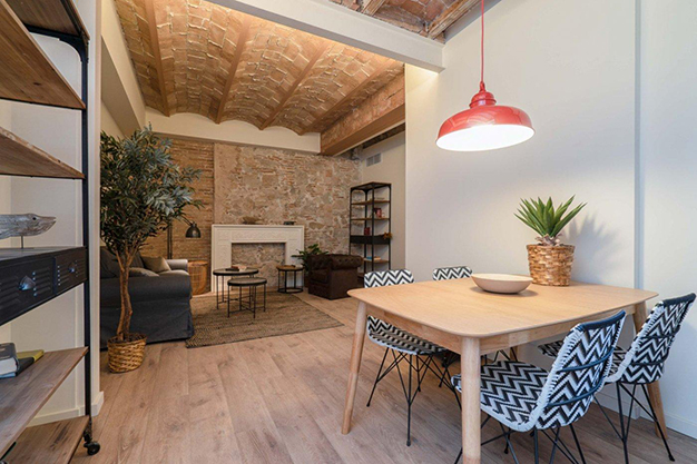 cmedor raval - Modern apartment in Barcelona city centre ideal for those seeking a unique style