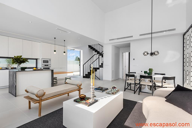 comedor 1 - Luxurious villa in Alicante: luminous and very spacious