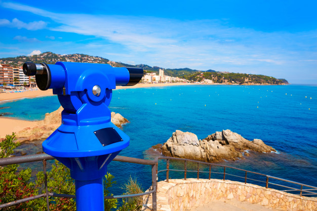 costa brava playa lloret mar cataluna espana 79295 8003 - Charming villages of the Costa Brava