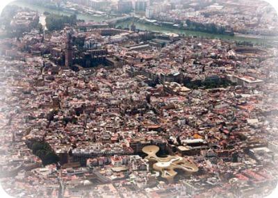 dezeen Metropol Parasol by J. Mayer H. 6 - Metropol Parasol in Seville