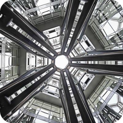 dezeen iGuzzini Illuminazione Espana SA Headquarters by MiAS Architects 7 - Il cielo iGuzzini. Spain Headquarters