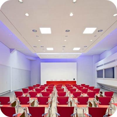 dezeen iGuzzini Illuminazione Espana SA Headquarters by MiAS Architects 8 - Il cielo iGuzzini. Spain Headquarters