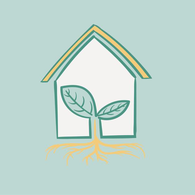dibujo mano ilustracion conjunto ambiente sostenible 53876 37348 - Tips for a more sustainable home