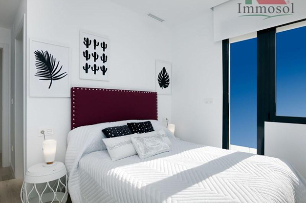 dormitorio 1 2 1 - Luxury house in Alicante: comfort and an excellent location