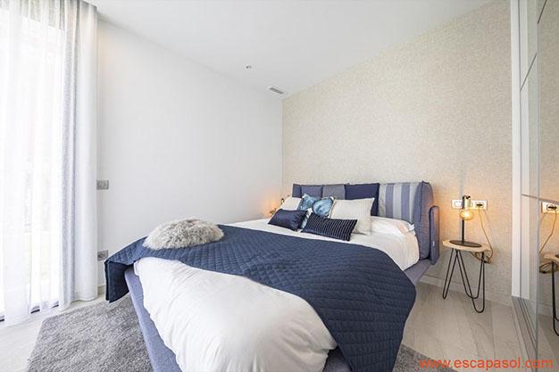 dormitorio 2 casa con piscina alicante - Discover this spectacular house with a pool in Alicante