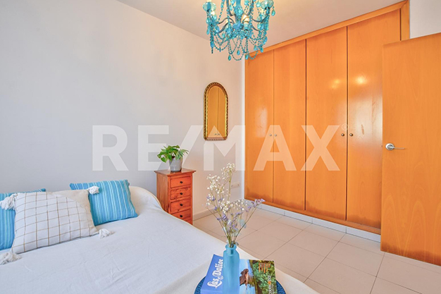 dormitorio 2 ibiza - Dream of a luxury flat by the sea in Ibiza?