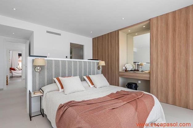 dormitorio 3 - Luxurious villa in Alicante: luminous and very spacious