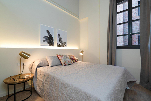 dormitorio raval - Modern apartment in Barcelona city centre ideal for those seeking a unique style