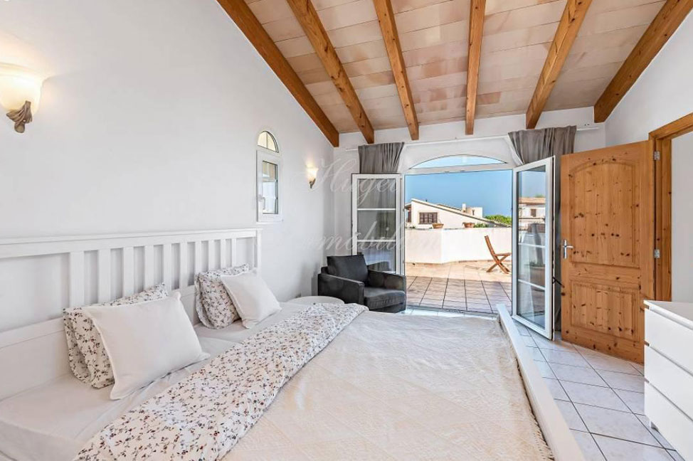 dormitorio1 2 - Marvellous Majorcan-style villa: privacy next to the coast