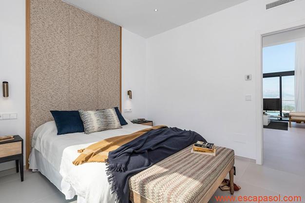 dormitoro - Luxurious villa in Alicante: luminous and very spacious