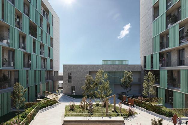edificio mallorca - Investment opportunity: exclusive apartment with pool in Mallorca