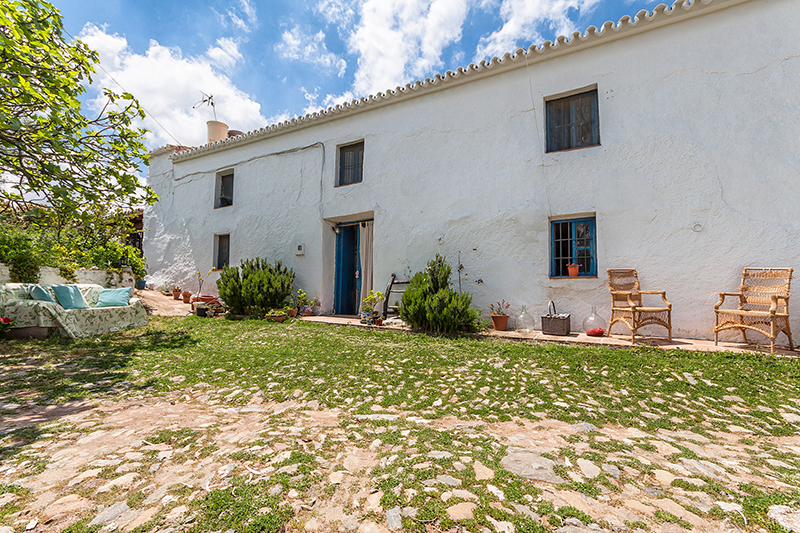 el romeral - El Romeral: Rustic cottage in the mountains of Malaga, Andalusia