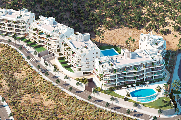 entorno inmueble lujosos costa del sol - Luxury flat on the Costa del Sol where you can start a whole new life