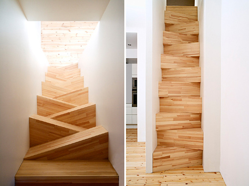 escalera liada - Staircases to die for