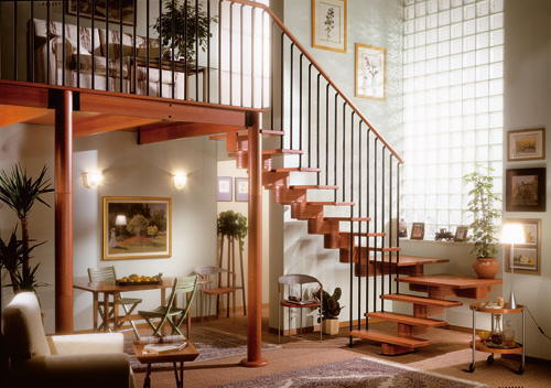 escaleras de interior - Staircases to die for
