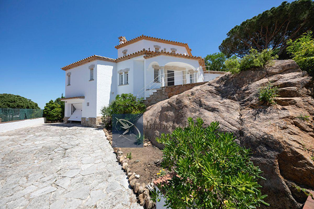 exterior 1  - Exclusive home where you can experience the heart of the Costa Brava