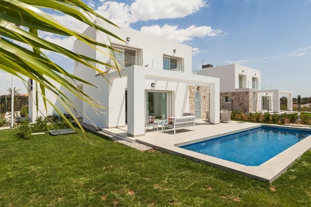 exterior 1 - Exclusive new build home in Majorca