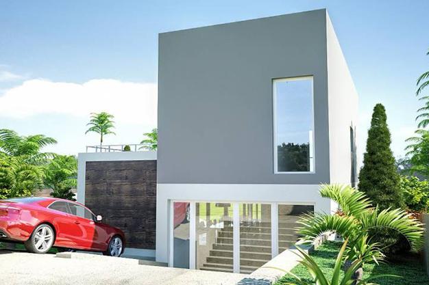 exterior palma de mallorca - Exclusive villa in Palma de Mallorca: modernity and luxury to savour the Mediterranean