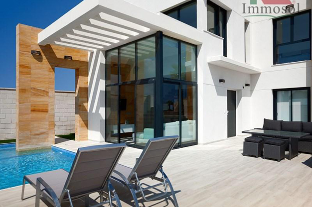 exterior - Luxury house in Alicante: comfort and an excellent location