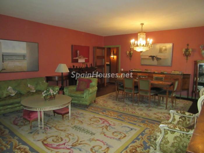 flat in Madrid, Rios Rosas