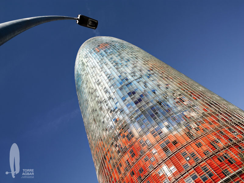 foto1 - The Agbar Tower in Barcelona