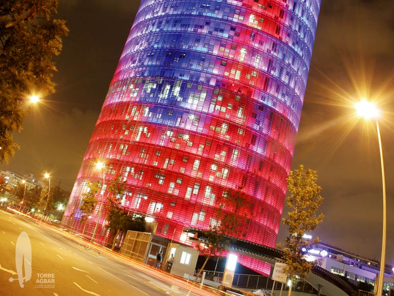 foto11 - The Agbar Tower in Barcelona